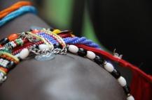 Kenyan beads