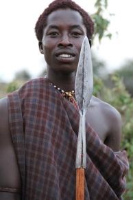 Tanzanian Warrior