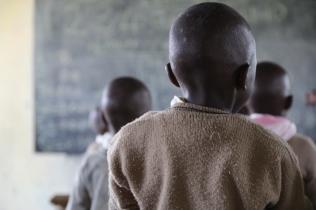 Kenyan primary school