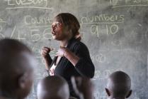 Angela - Kenyan teacher