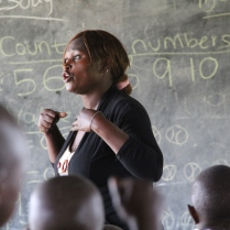 Angela - Kenyan teacher