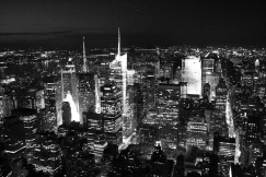 NYC from the Empire State