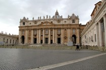The Vatican Sq